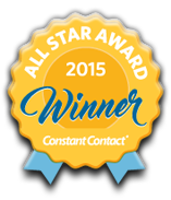 2015 Constant Contact ALL STAR AWARD
